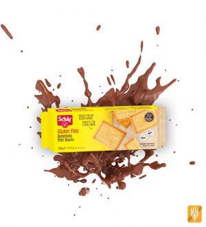 bezlepkové maslové keksíky - Schaer