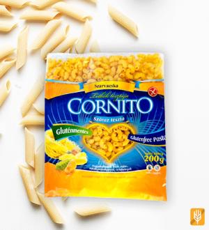 bezlepkové kolienka - cestoviny Cornito