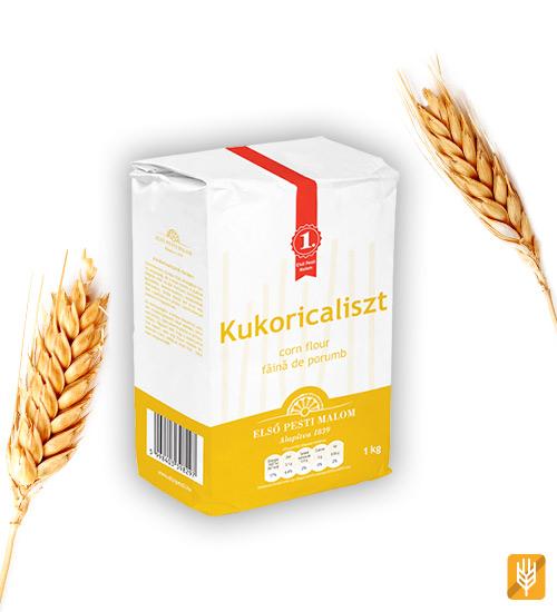 bezlepková kukuričná múka - Elsö Pesti Malom