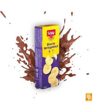 Bisc´ Or - sušienky s maslovou príchuťou (120g) - Schär