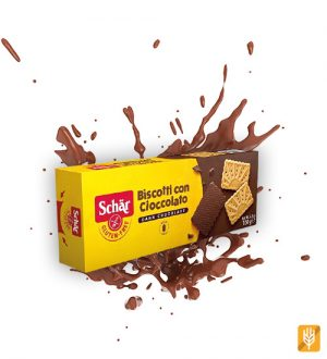 Biscotti con cioccolato - maslové sušienky (150g) - Schär