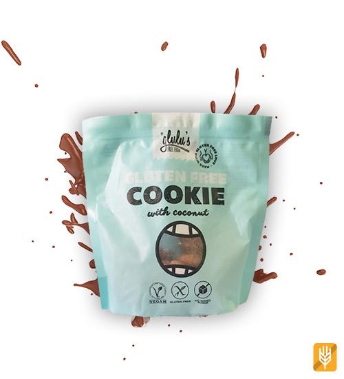 Kokosové sušienky (100g) - Glulu's